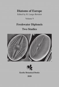 Cover of the book Freshwater Diploneis. Two Studies. Koeltz
